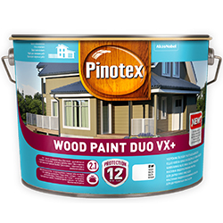Pinotex Wood Paint Duo VX